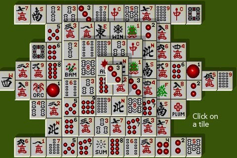 Lopan Mahjongg Solitaire FREE Released   Dynaptic